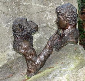 Jim Cronin statue